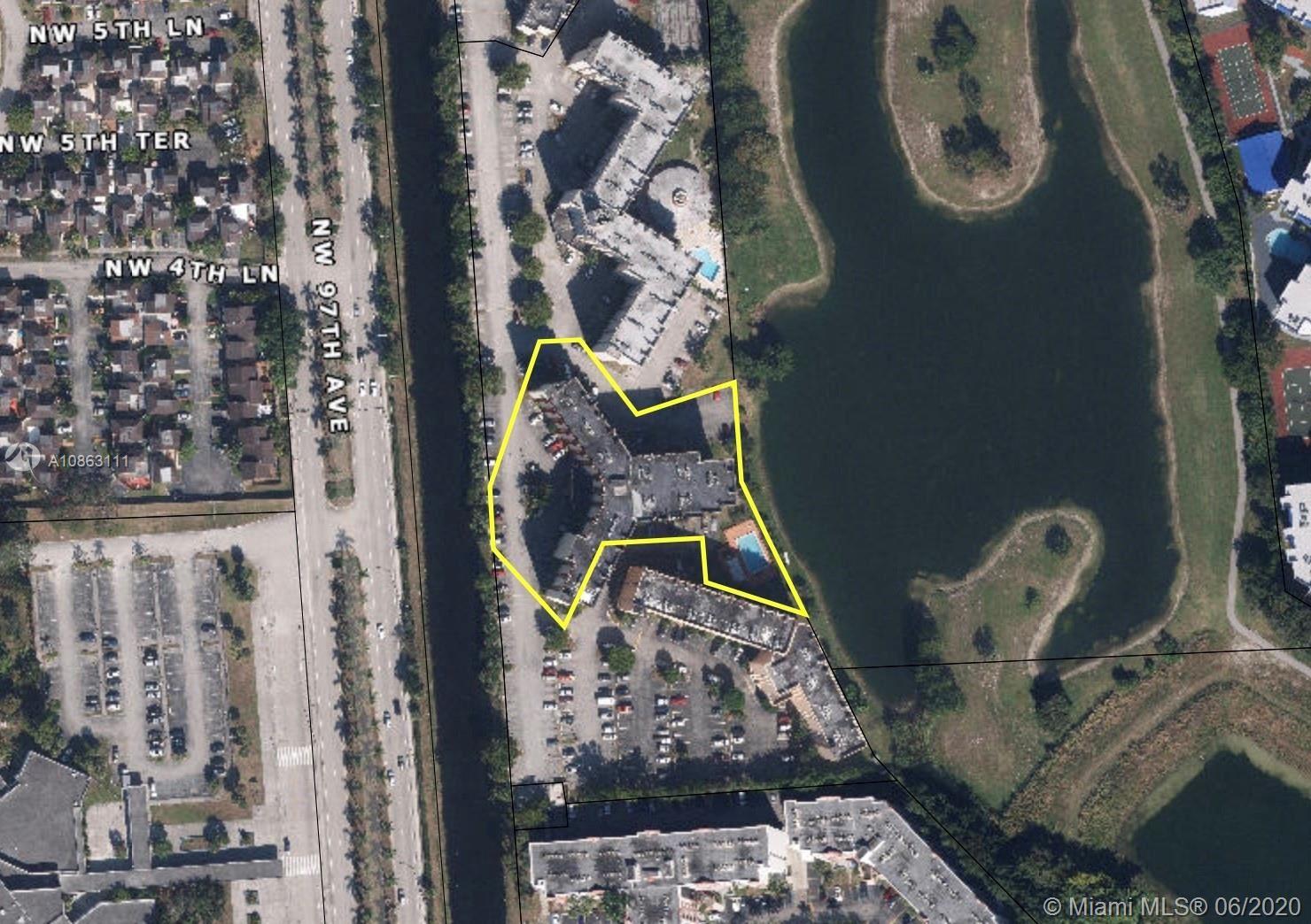 9351 Fontainebleau Blvd #B106, Miami, FL 33172 - #: A10863111