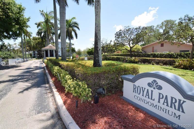 111 Royal Park Dr #2D, Oakland Park, FL 33309 - #: A10968111