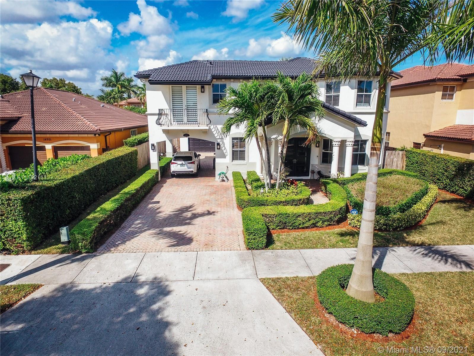 14973 SW 16th Ter, Miami, FL 33185 - #: A11102111