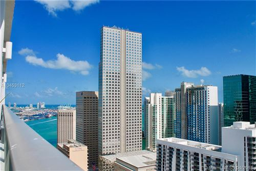 Photo of Listing MLS a10453112 in 151 SE 1st St #603 Miami FL 33131
