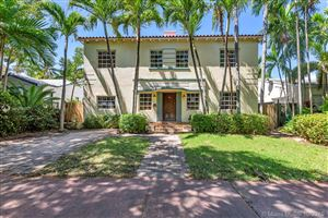 Photo of Listing MLS a10755112 in 4478 Post Ave Miami Beach FL 33140