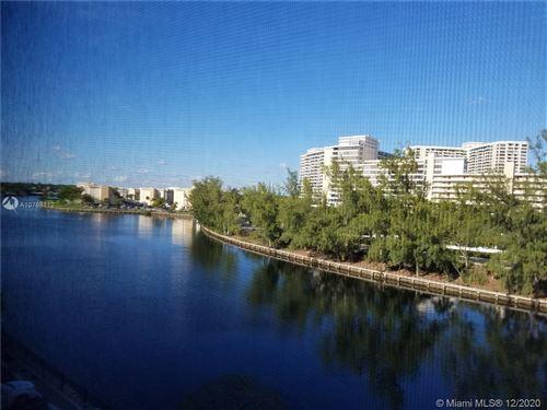 Photo of 300 Diplomat Pkwy #510, Hallandale, FL 33009 (MLS # A10768112)