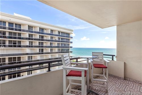 Photo of Listing MLS a10900112 in 9511 Collins Ave #1102 Surfside FL 33154