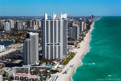 Photo of 18001 Collins Ave #2306, Sunny Isles Beach, FL 33160 (MLS # A10902112)