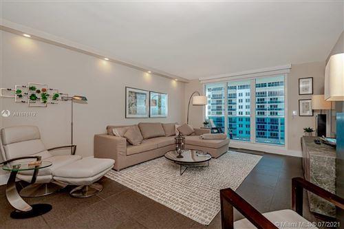 Photo of 2301 Collins Ave #1216, Miami Beach, FL 33139 (MLS # A11076112)