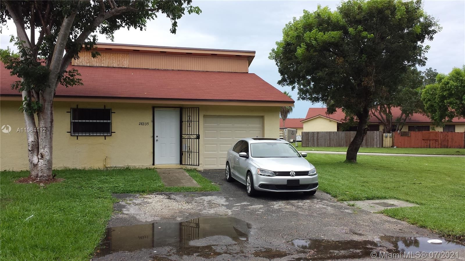 28335 SW 141 Place #., Homestead, FL 33033 - #: A11064112