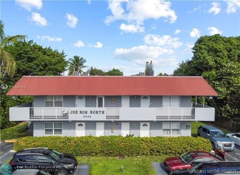 2633 Pierce St #105, Hollywood, FL 33020 - #: A11097112
