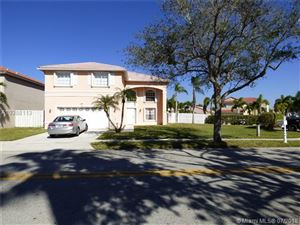 Photo of 18737 NW 13th Ct, Pembroke Pines, FL 33029 (MLS # A10388113)