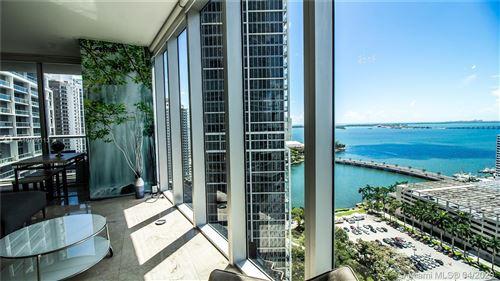 Photo of 485 Brickell Ave #2410, Miami, FL 33131 (MLS # A10769113)