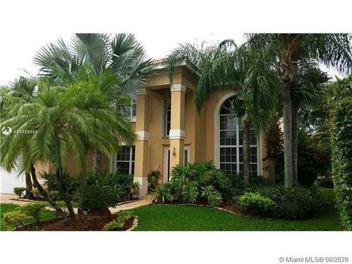 Foto de inmueble con direccion 531 SW 178th Way Pembroke Pines FL 33029 con MLS A10858113