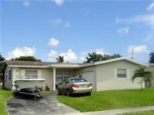 Photo of 6321 Scott St, Hollywood, FL 33024 (MLS # A10524114)