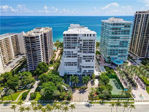 Photo of 10155 Collins Ave #1405, Bal Harbour, FL 33154 (MLS # A11092114)