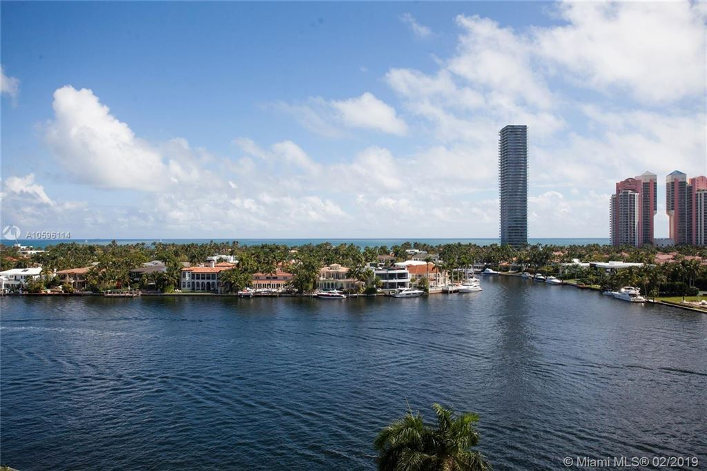 Photo for 19707 Turnberry Way #9-E, Aventura, FL 33180 (MLS # A10596114)