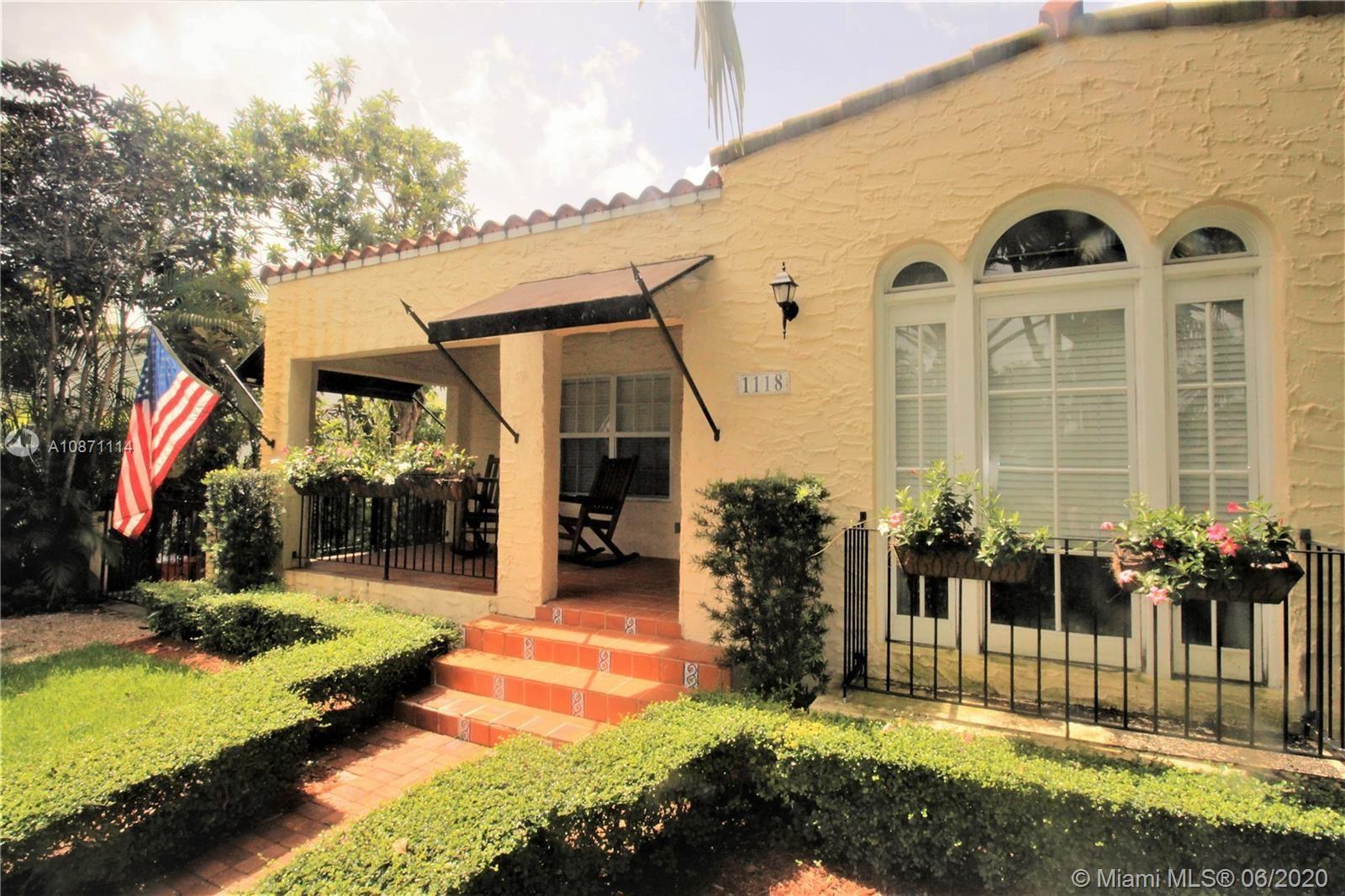 1118 Milan Ave, Coral Gables, FL 33134 - #: A10871114