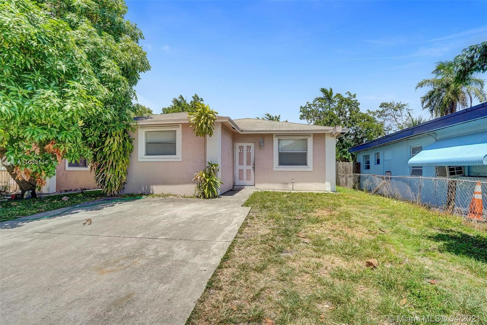 2339 Farragut St, Hollywood, FL 33020 - #: A11033114