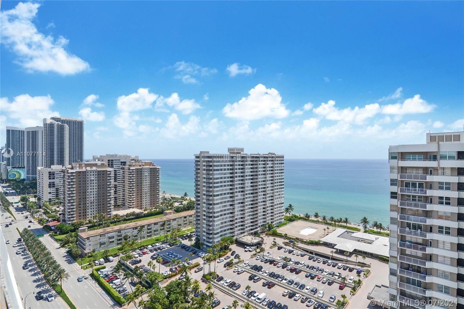 1985 S Ocean Dr #PHP, Hallandale Beach, FL 33009 - #: A11077114