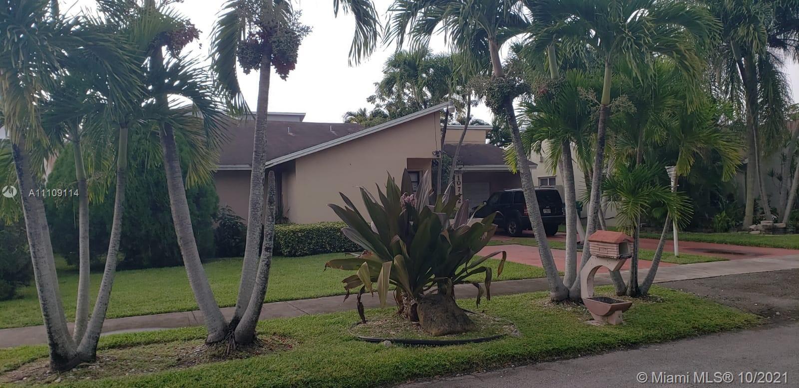 10742 SW 143rd Ave, Miami, FL 33186 - #: A11109114