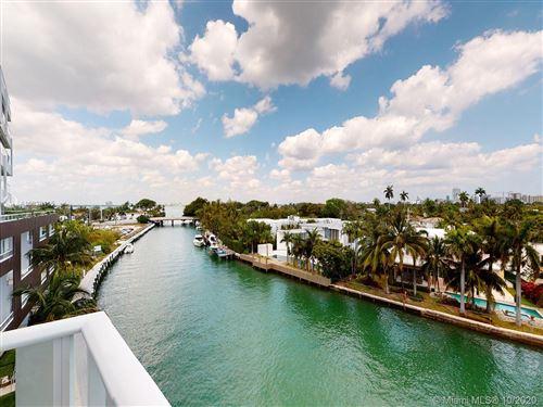 Photo of 4701 Meridian Avenue #325, Miami Beach, FL 33140 (MLS # A10828115)