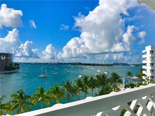 Photo of 20 Island Ave #614, Miami Beach, FL 33139 (MLS # A10935115)