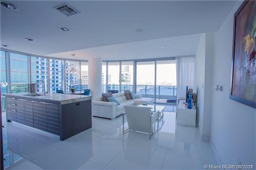 Photo of 200 Biscayne Boulevard Way #4201, Miami, FL 33131 (MLS # A11028115)