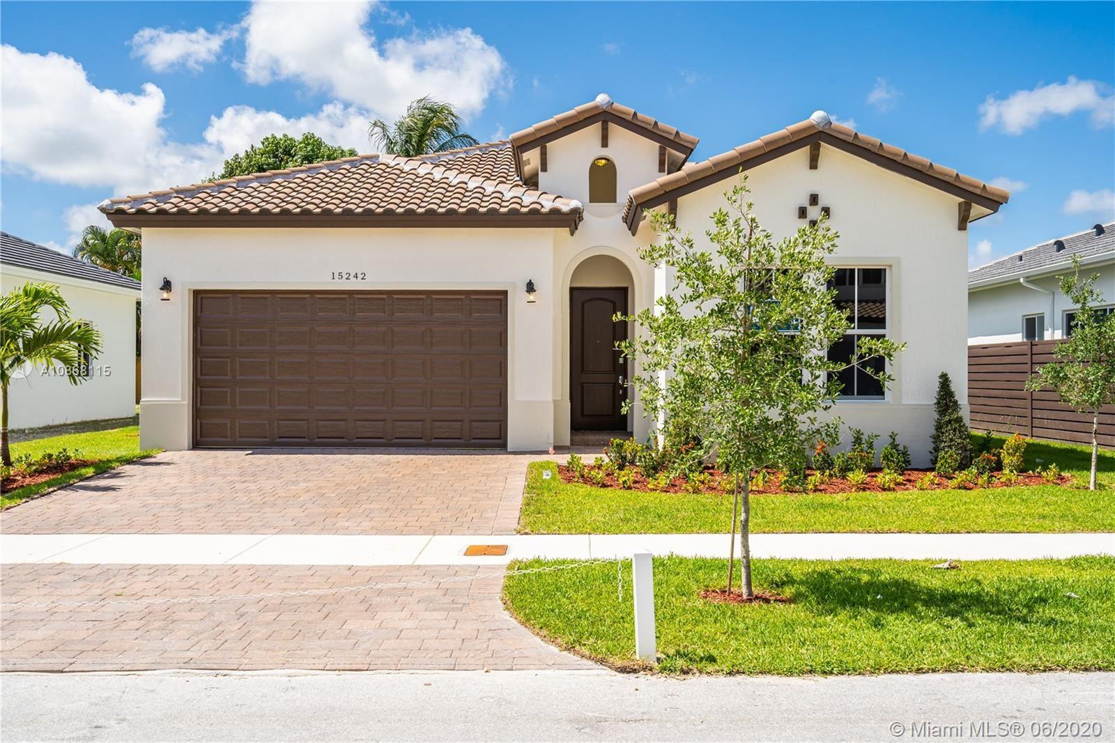15242 SW 176th Ln, Miami, FL 33187 - #: A10868115