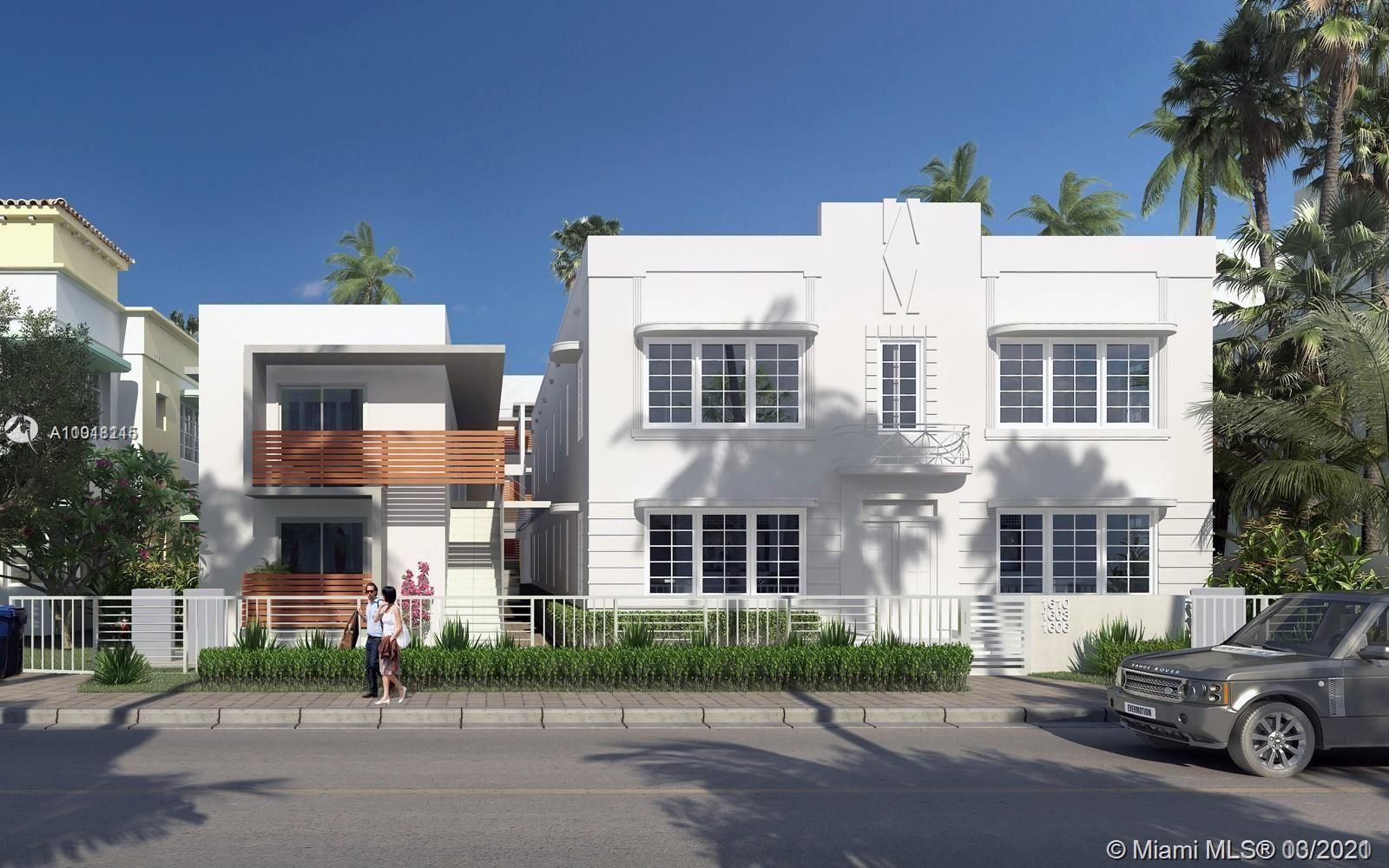 1610 Euclid Ave #B-203, Miami Beach, FL 33139 - #: A11018115