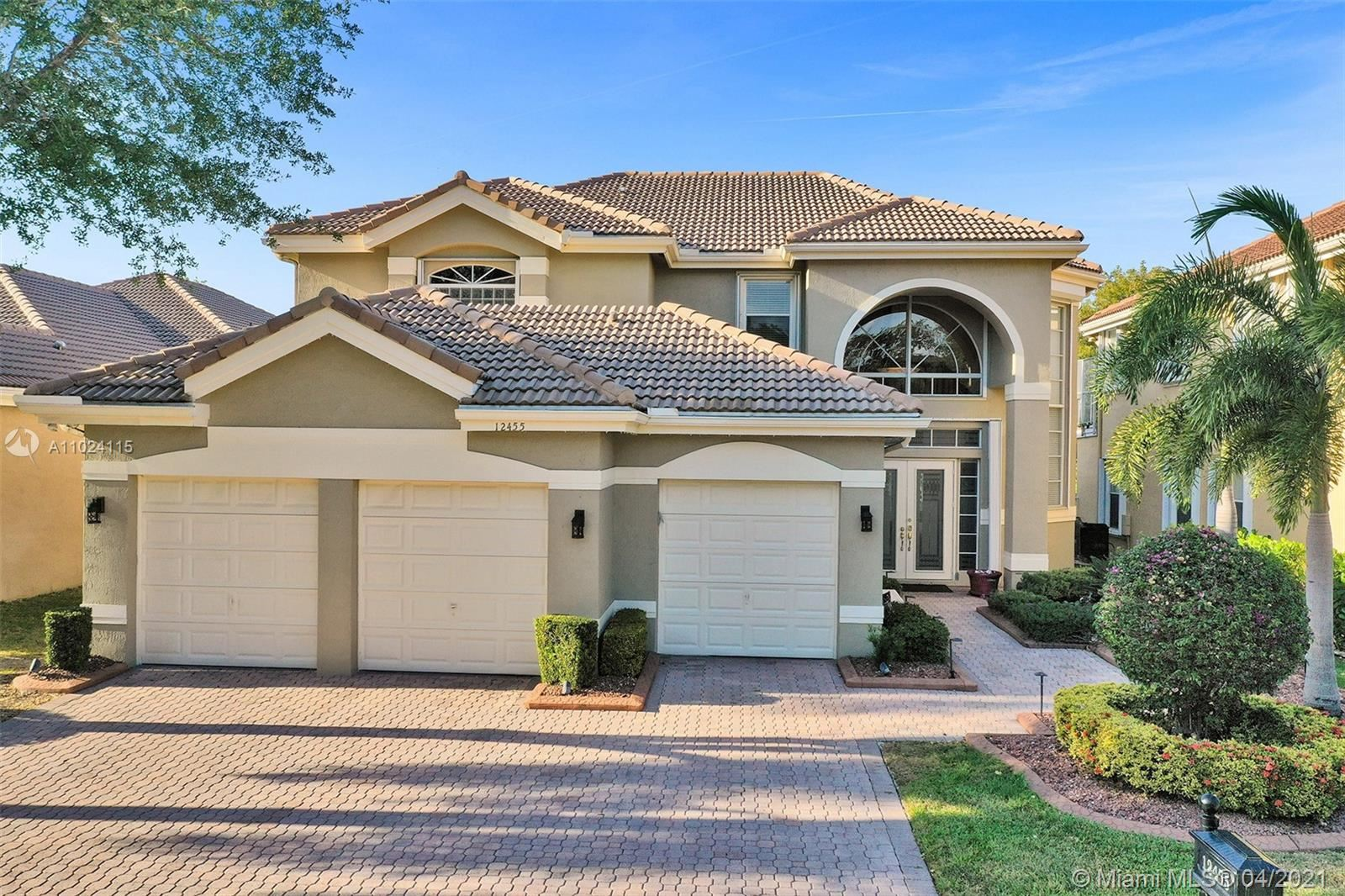 12455 NW 63rd St, Coral Springs, FL 33076 - #: A11024115