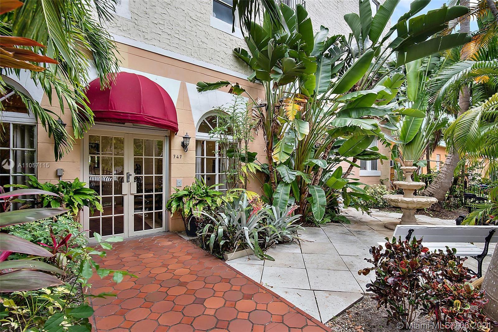 747 Michigan Ave #206, Miami Beach, FL 33139 - #: A11057115