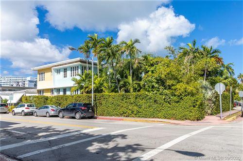 Photo of 800 Lenox Ave #6, Miami Beach, FL 33139 (MLS # A10807116)