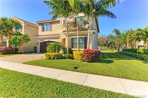 Photo of 14543 White Jade Ter, Delray Beach, FL 33446 (MLS # A10830116)
