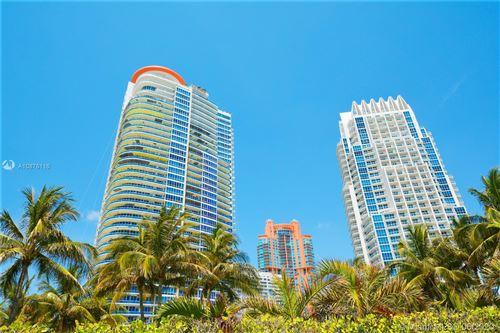 Photo of 50 S Pointe Dr #502, Miami Beach, FL 33139 (MLS # A10876116)