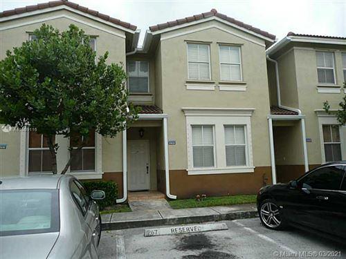 Photo of 15574 SW 39 STREET #282, Miramar, FL 33027 (MLS # A11009116)