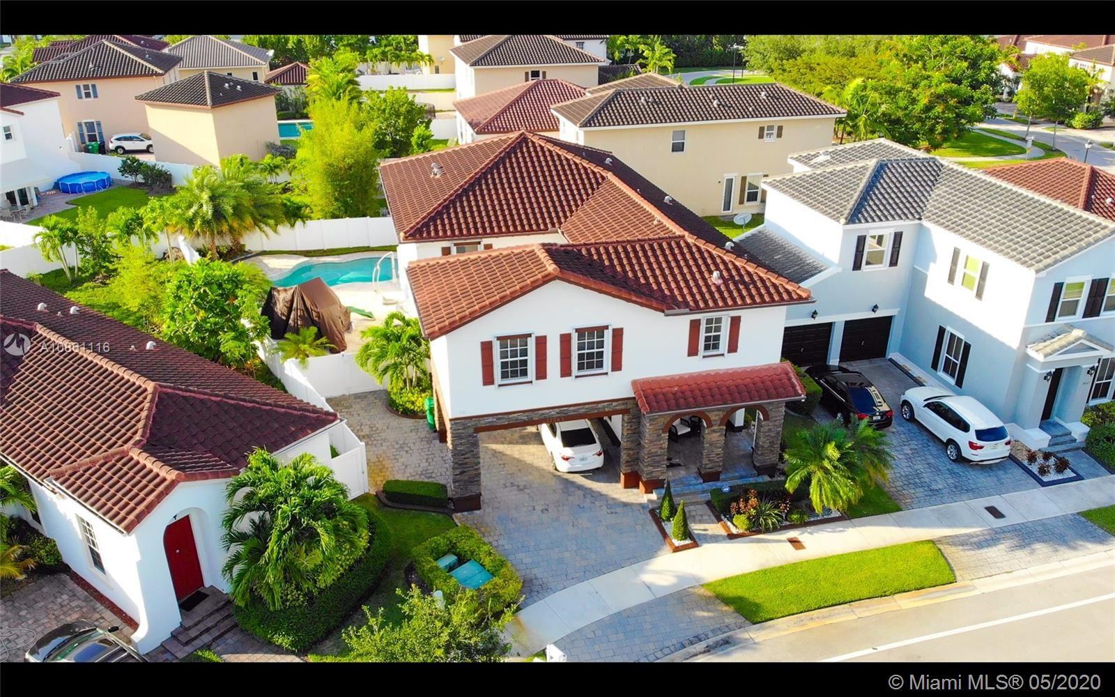 17063 SW 91st St, Miami, FL 33196 - #: A10861116