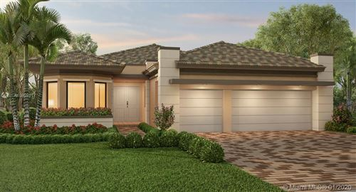 Photo of Listing MLS a10809117 in 10790 Moore Parkland FL 33076