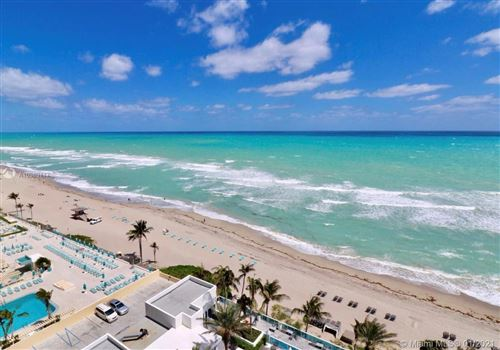 Photo of 2711 S Ocean Dr #1203, Hollywood, FL 33019 (MLS # A10983117)
