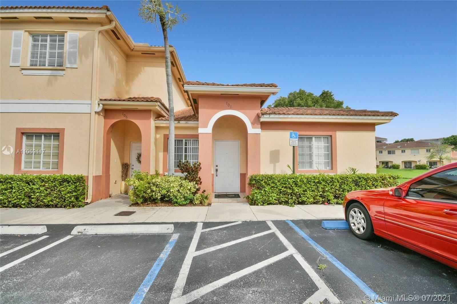 8410 SW 150th Avenue #7, Miami, FL 33193 - #: A11069117