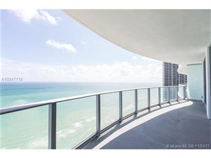 Photo of 4111 S Ocean Dr #3302, Hollywood, FL 33019 (MLS # A10347118)