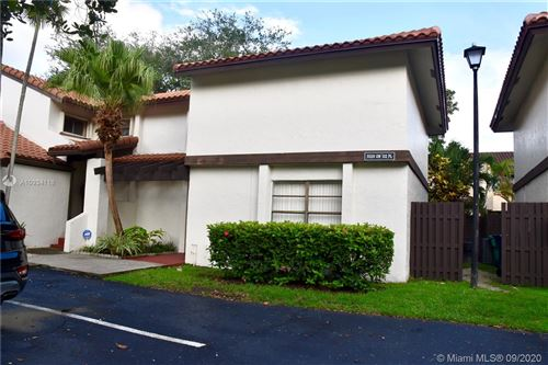 Photo of 11329 SW 132nd Pl #76-4, Miami, FL 33186 (MLS # A10934118)