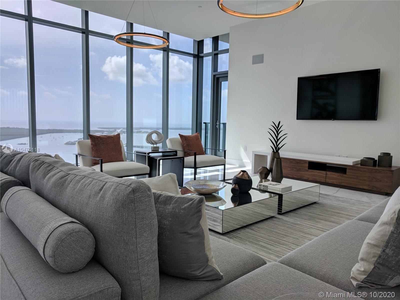 1451 Brickell Ave #PH5002, Miami, FL 33131 - #: A10470118