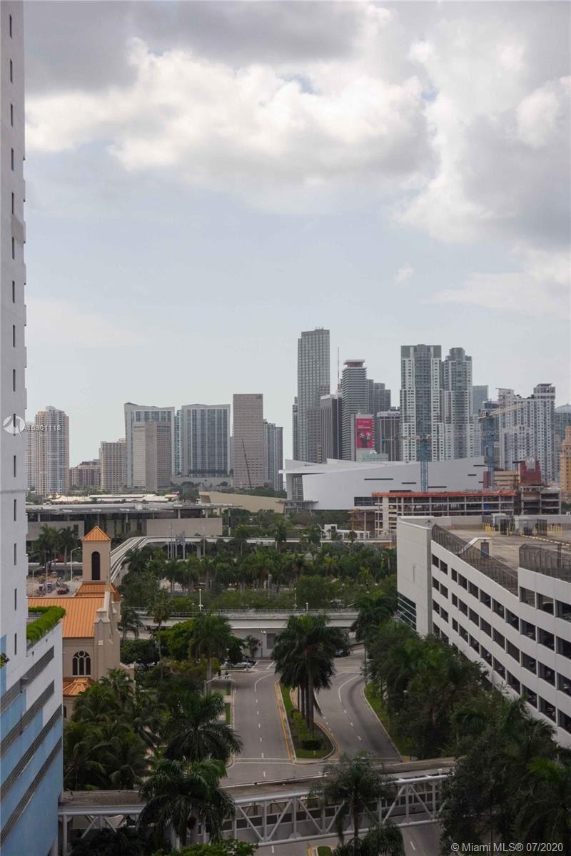1750 N Bayshore Dr #1208, Miami, FL 33132 - #: A10901118