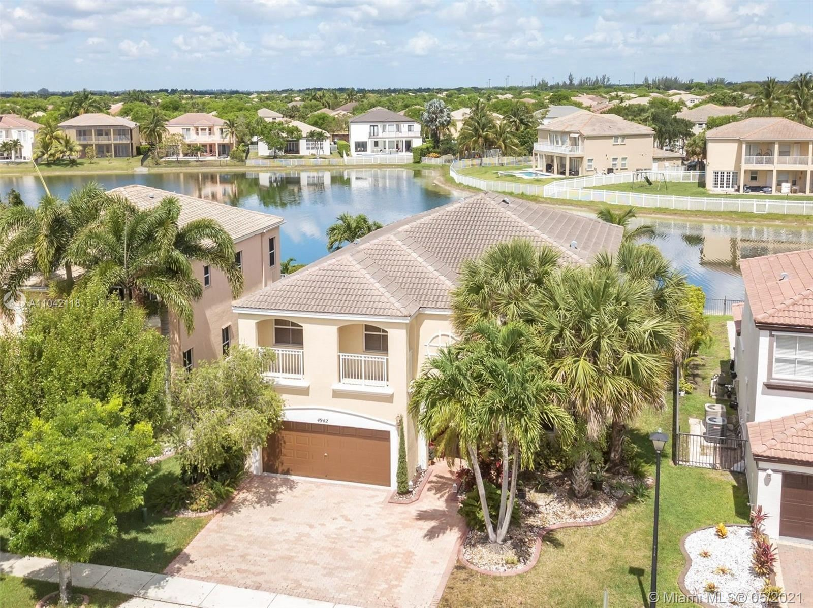 Photo of 4942 SW 159th Ave, Miramar, FL 33027 (MLS # A11042118)