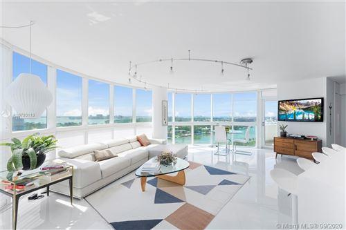 Photo of 6301 Collins Ave #1905, Miami Beach, FL 33141 (MLS # A10793119)