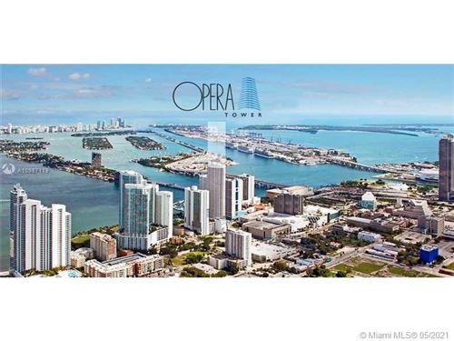 Photo of 1750 N Bayshore Dr #3704, Miami, FL 33132 (MLS # A10987119)