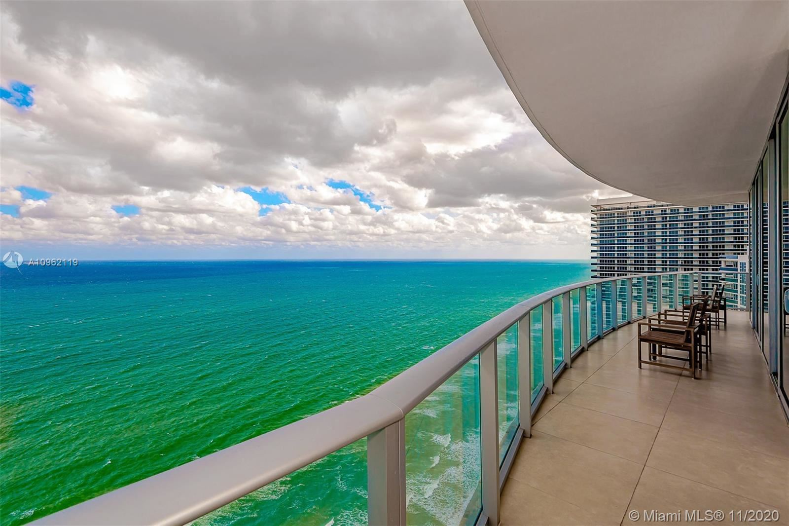 Photo of 4111 S Ocean Dr #LPH1, Hollywood, FL 33019 (MLS # A10962119)