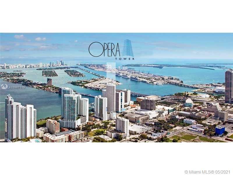 1750 N Bayshore Dr #3704, Miami, FL 33132 - #: A10987119