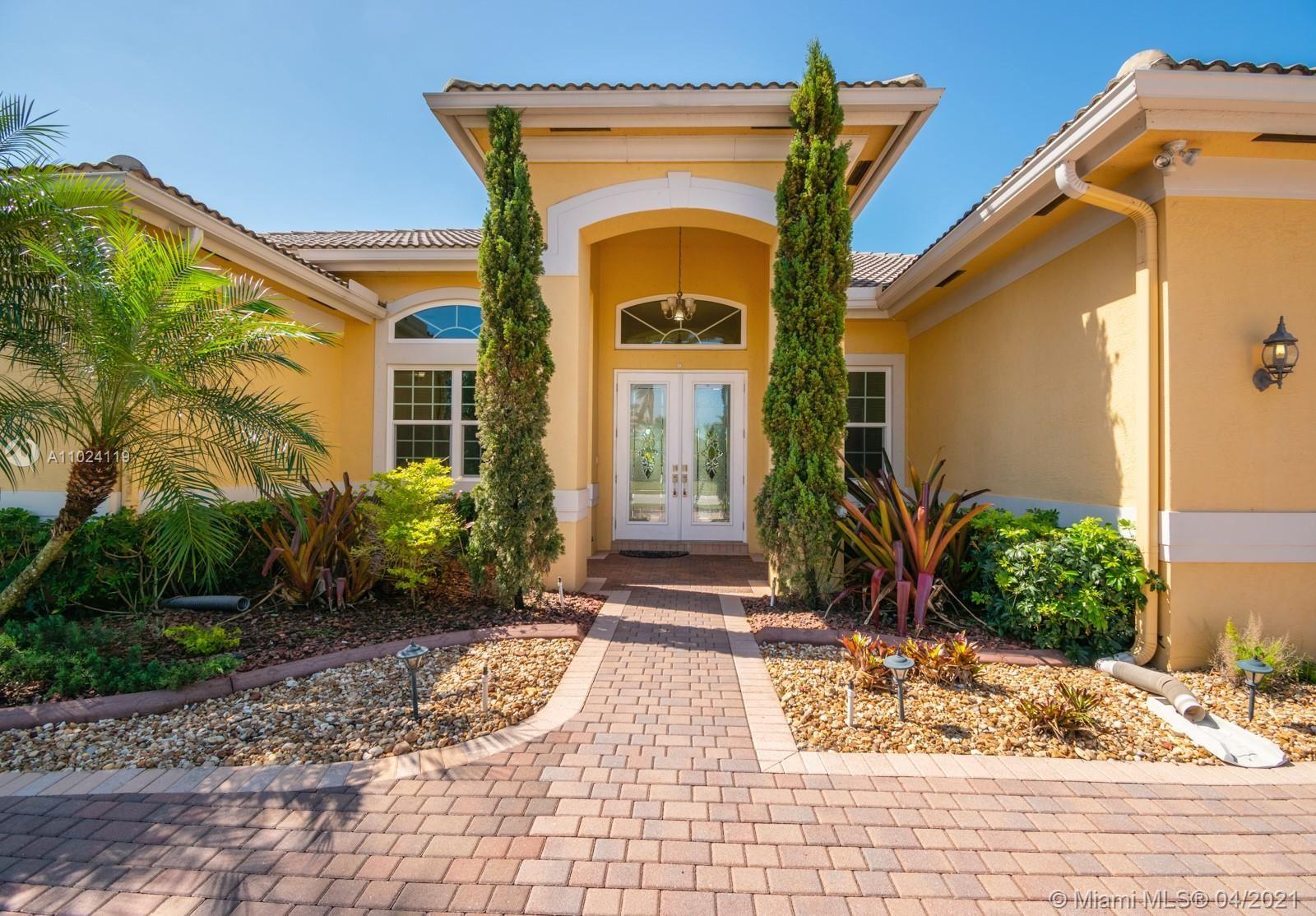 15066 SW 39th St, Davie, FL 33331 - #: A11024119