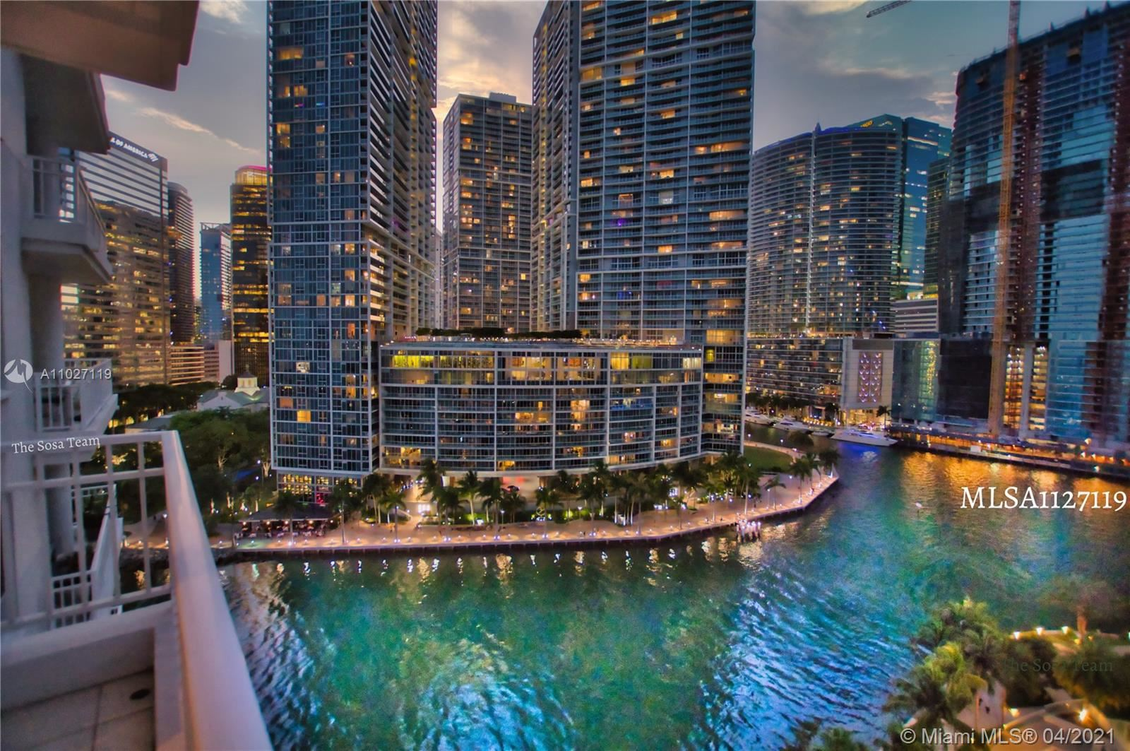 801 Brickell Key Blvd #1504, Miami, FL 33131 - #: A11027119