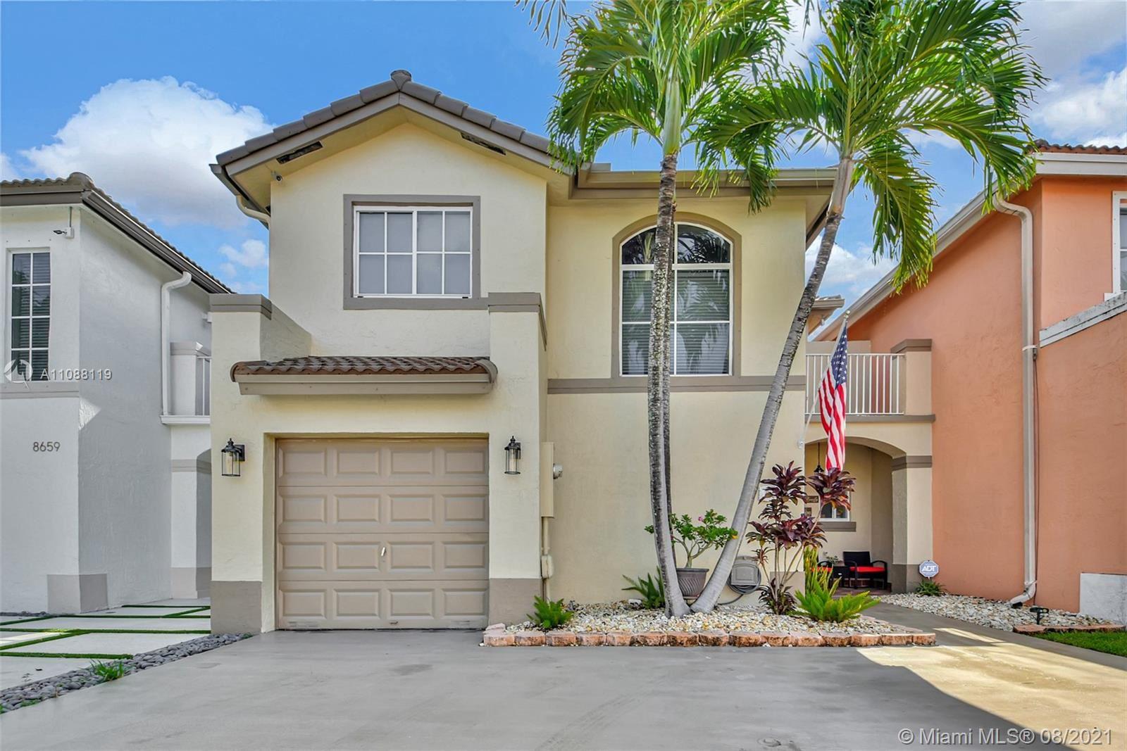 8667 SW 159th Pl, Miami, FL 33193 - #: A11088119