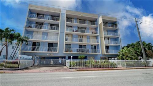 Photo of 8340 Harding Ave #401, Miami Beach, FL 33141 (MLS # A11062120)