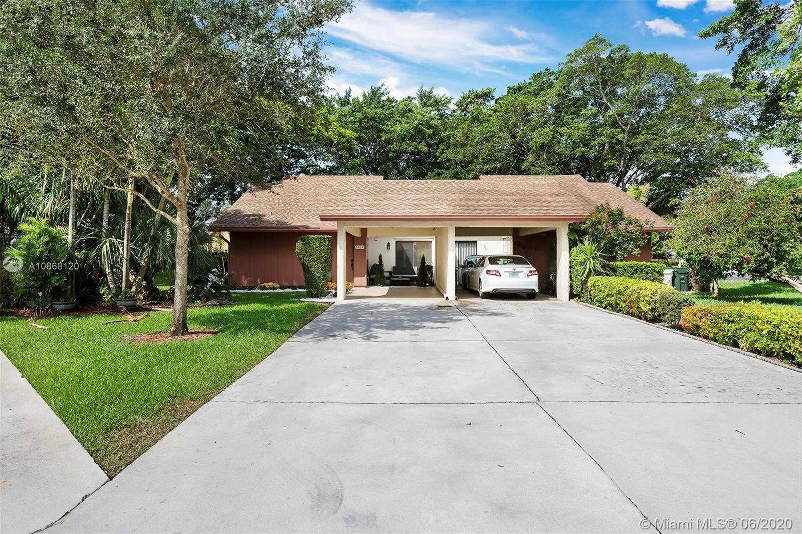 1764 Maplewood Cir #1764, Coconut Creek, FL 33063 - #: A10868120